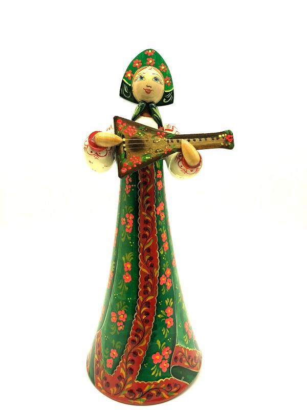 "Кукла ""Боярыня"" дерево, 27 см"