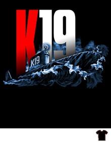 """Футболка """"Подводная лодка К-19"""""""