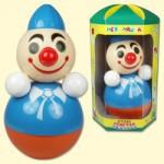 """Неваляшка """"Клоун"""" 28,5 см"""