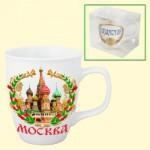"""Чашка """"Москва"""", 0,4 л"""