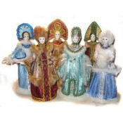 Кукла коллекционная, 26 см