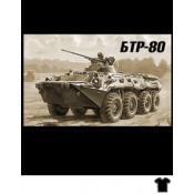 Футболка БТР-80