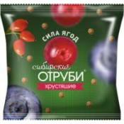 Сибирская клетчатка Сила ягод, 100 г