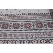 Скатерть Вышиванка, лен, 110*150 см