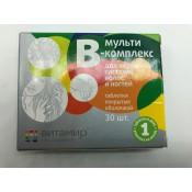 Витамины Мульти-комплекс, 30 табл