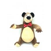 """Мягкая игрушка Миша, """"Маша и медведь"""", 23 см"""