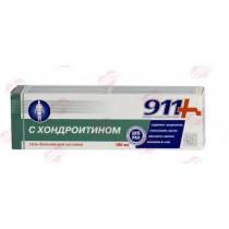 911 Хондроитин, гель-бальзам для суставов, 100 мл
