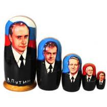 "Матрешка ""Путин"" 18 см"