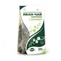 Иван-чай, листовой с душицей, 50 г