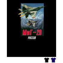 Футболка МИГ-29