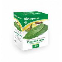 Грецкий орех, листья 50г