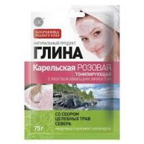 Карельская розовая глина, 75 г