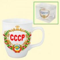 """Чашка """"СССР"""", 0,4 л"""