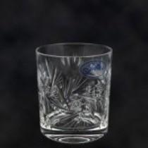 Набор стаканов для виски (6 шт.) 280 мл, В-9 см, Д-8 см