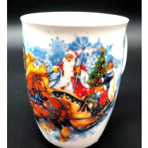 Чашка С Новым Годом, 400мл