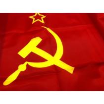 """Флаг """"СССР"""", 60x90 см,"""