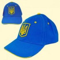 """Кепка """"Украина"""", синяя"""