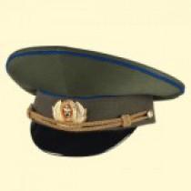 Фуражка ФСБ, зелёная
