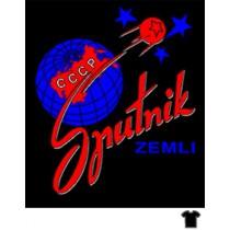 Футболка Спутник