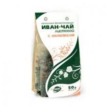 Иван-чай, листовой с облепихой, 50 г