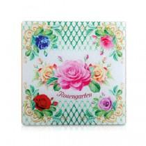 Многофункциональная стеклянная доска, Сад роз