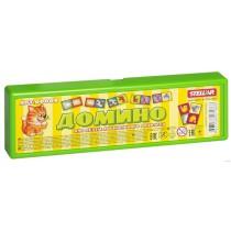 Домино для детей Животные