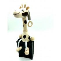 """Игрушка на пружинке """"Жираф"""""""