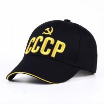 """Кепка """"СССР"""" черная"""