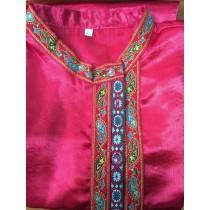 Мужская рубашка-косоворотка с орнаментом