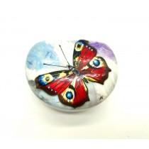 Шкатулка Бабочка, 2*5*4 см.