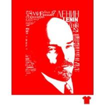 """Футболка """"Ленин"""""""