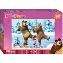 Puzzle Маша и Медведь 260