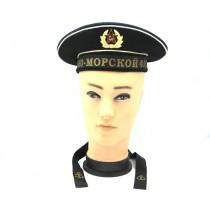 """Шапка """"Бескозырка"""" моряка"""